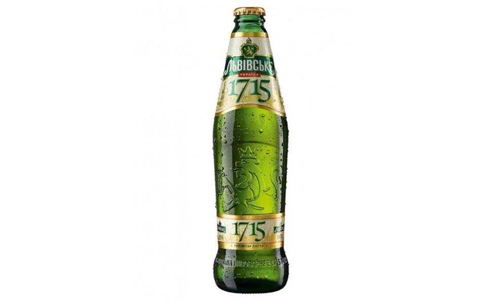 Пиво Львовске 0,5L
