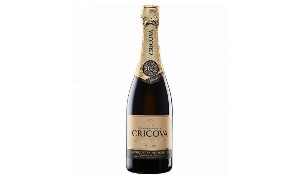 Шампанское Cuvee Prestige