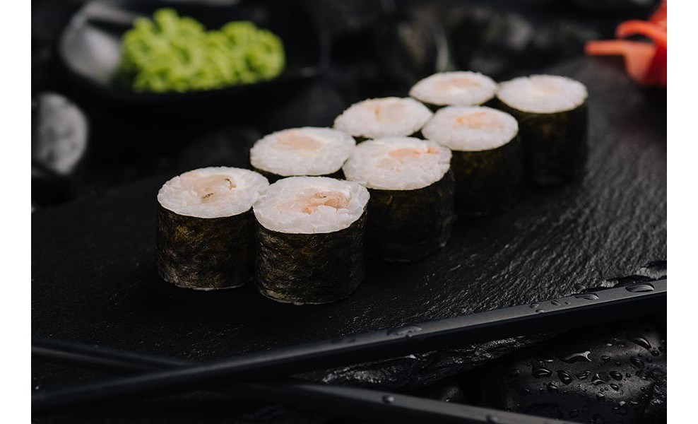Norimaki Ebi Cream