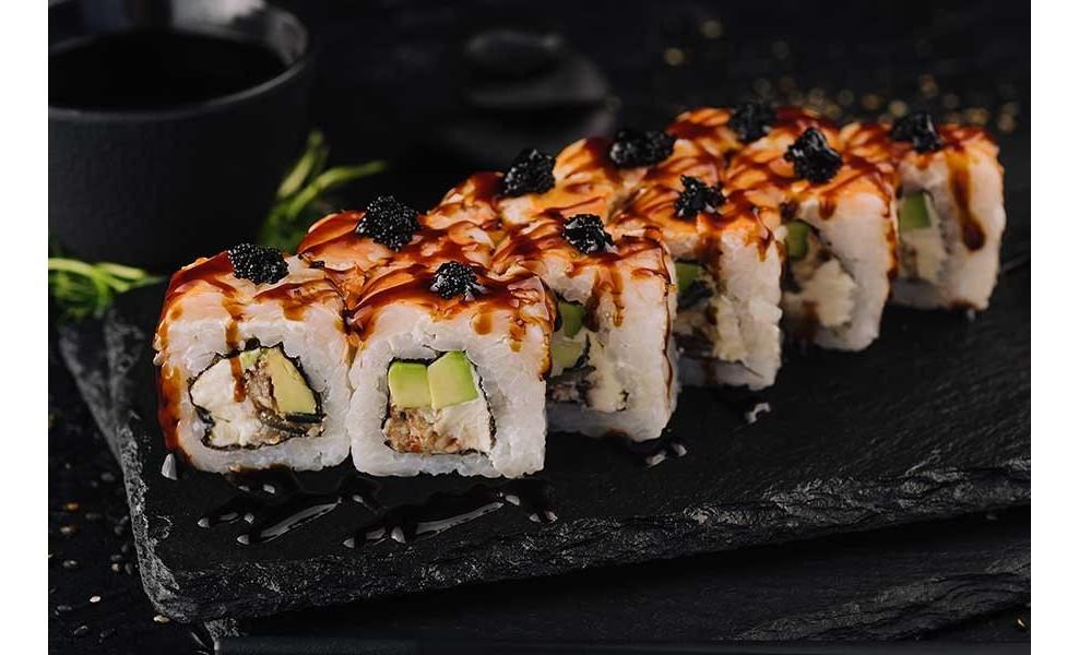 Roll Tanuki